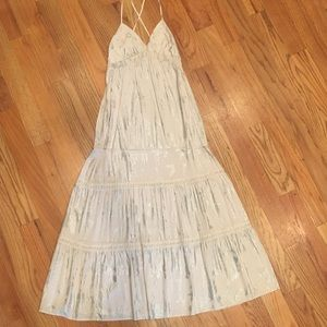 Wonderful strapping Maxi Summer dress